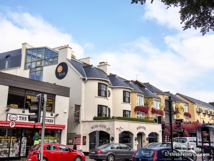The Ross Hotel is a 4-star boutique hotel in the heart of Killarney.