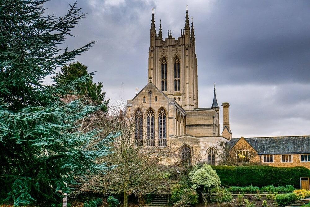 Edmundsbury Cathedral