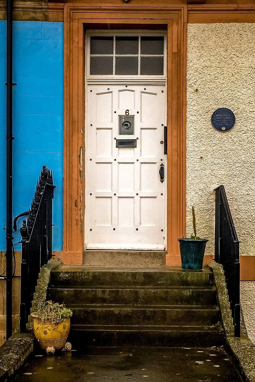 Where Bram Stoker Stayed in Whitby.