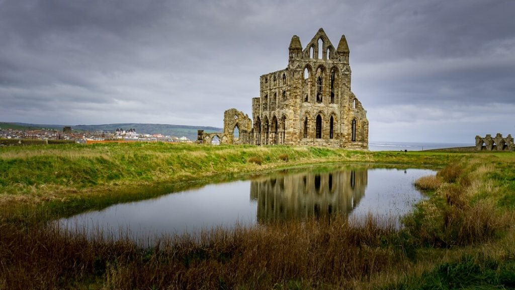 Whitby Abbey - one of the best things to do in Whitby England