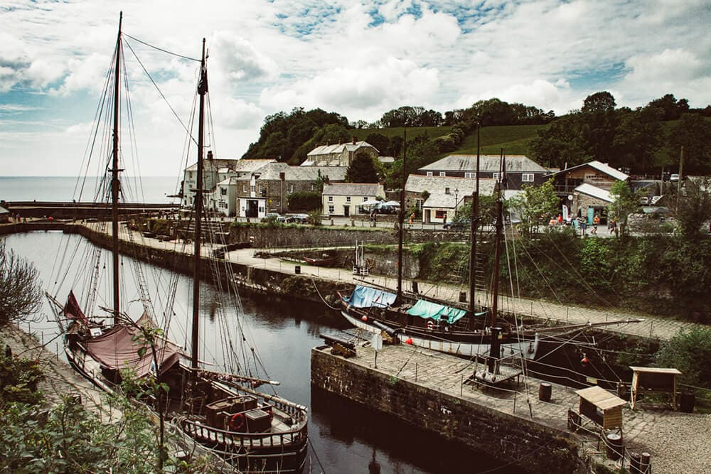 Charlestown, home of the Shipwreck Museum