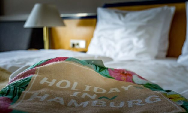 Holiday Inn Hamburg Review: A Four Star Hotel in Hamburg