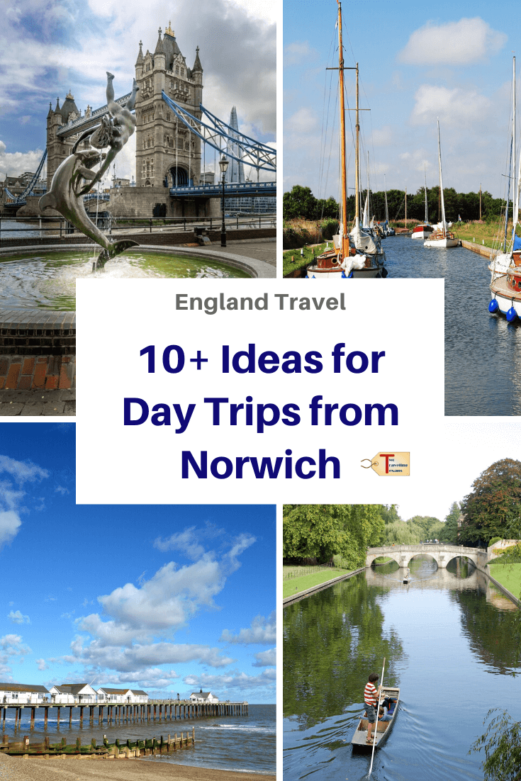 best day trips from norwich