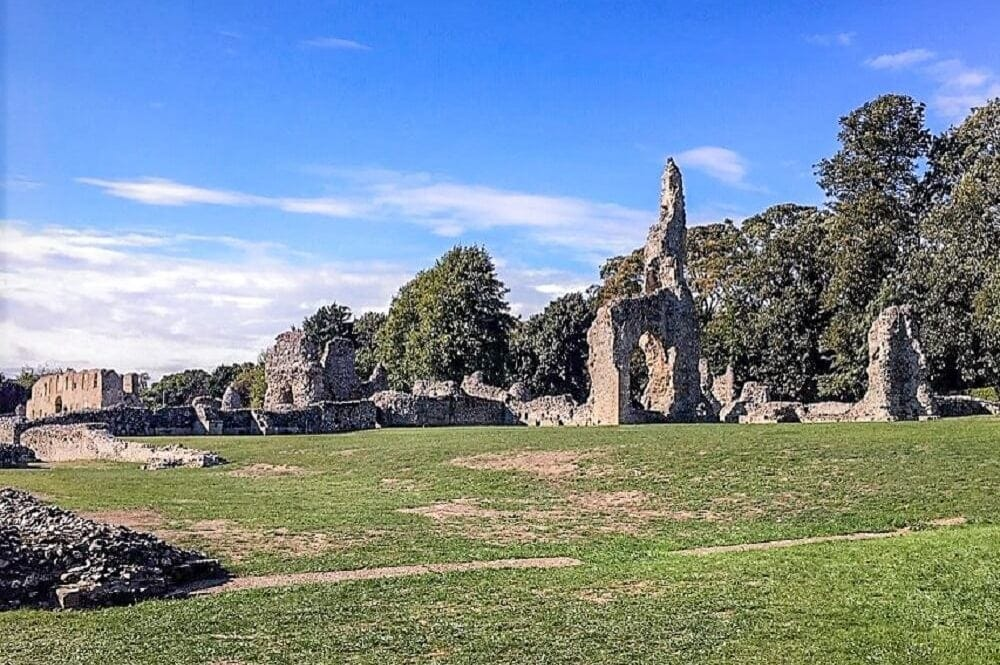 Thetford Priory ruins