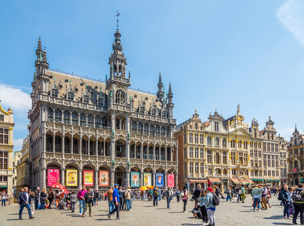 the museum of the city of brussels