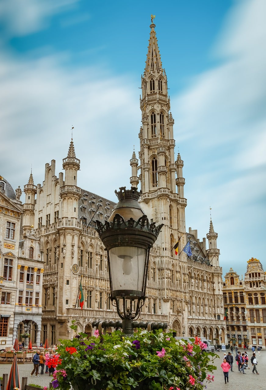 brussels is worth visiting, the architecture is stunning, one example is the grand place