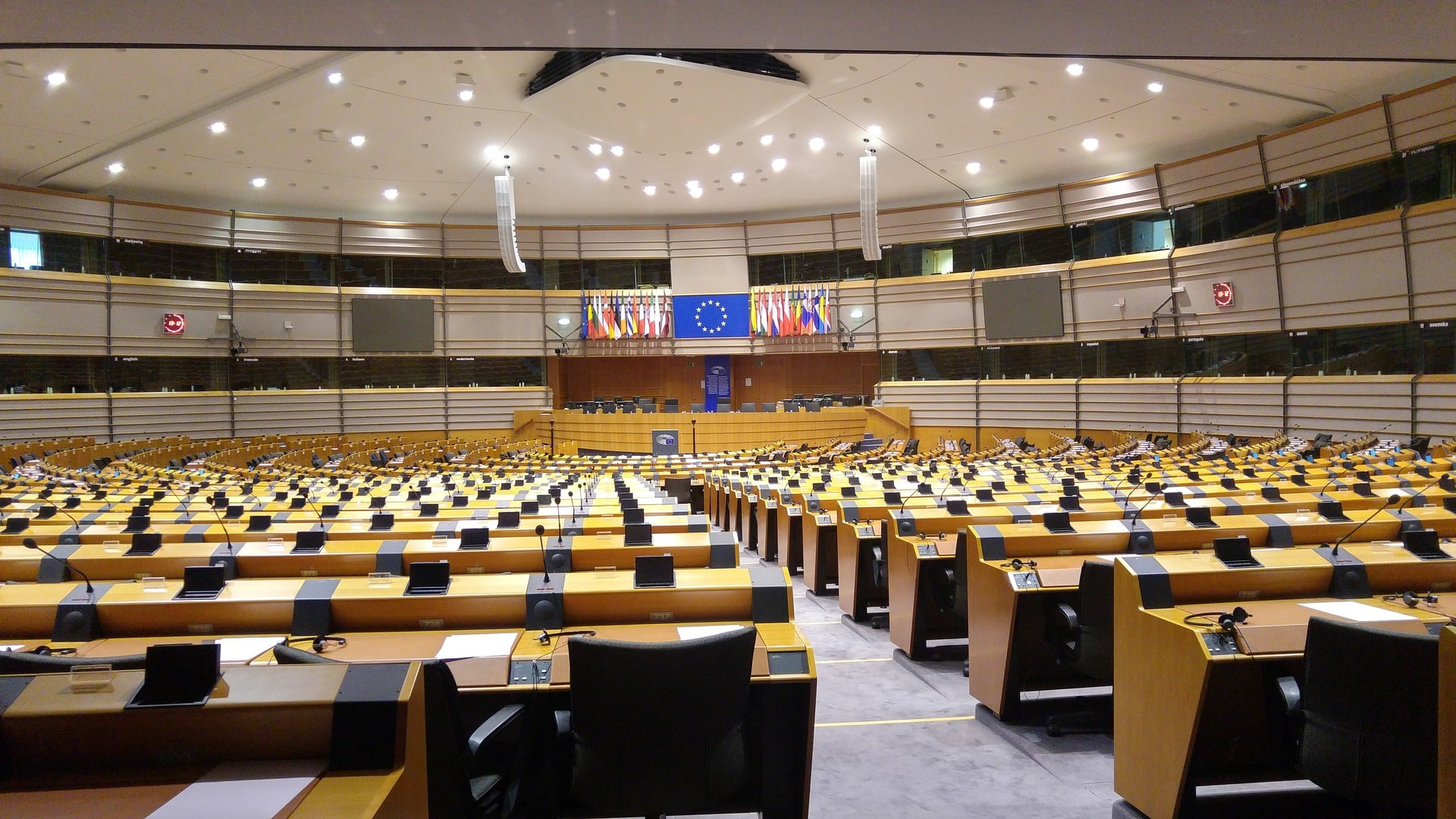 room where european parliament meets
