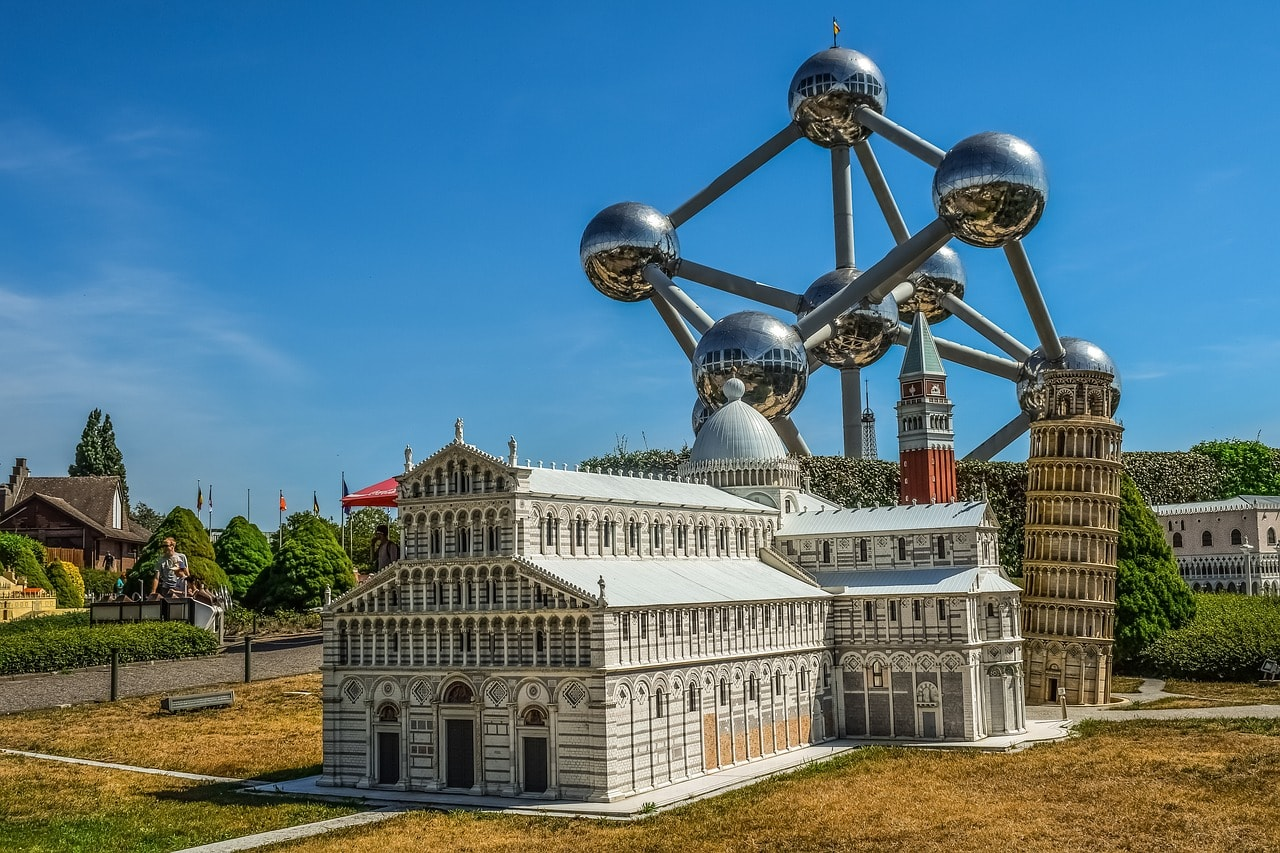 mini europe is one of the reasons visiting brussels is worth it