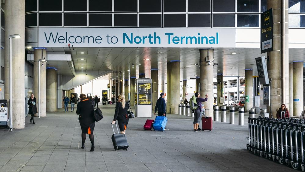 London Gatwick North Terminal