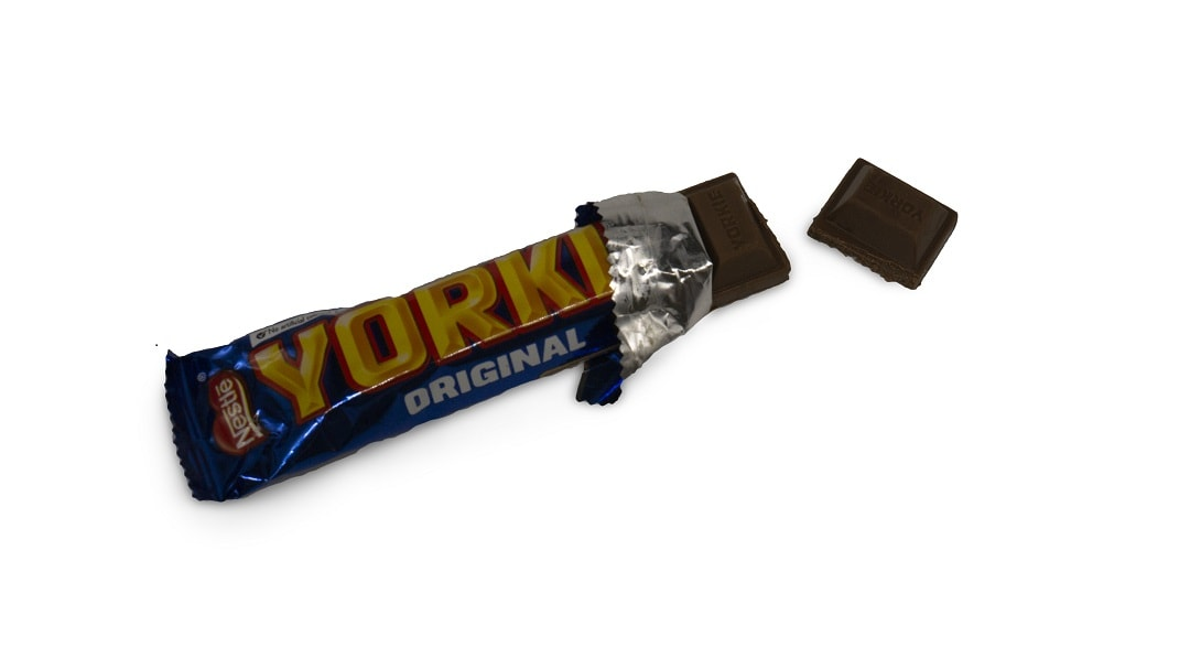 yorkie british candy bar