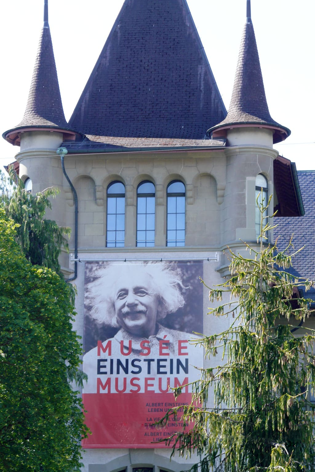 Einstein Museum in Bern Switzerland