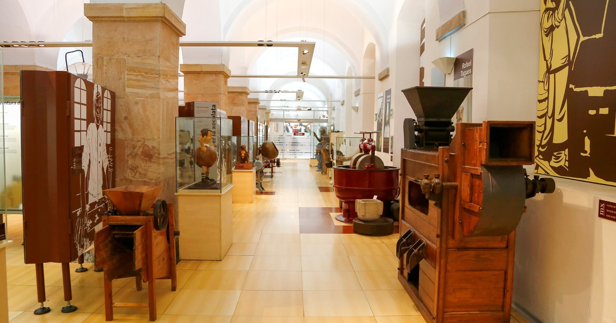 chocolate museum in Barcelona