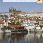 prague castle with text overlay best castle virtual tours