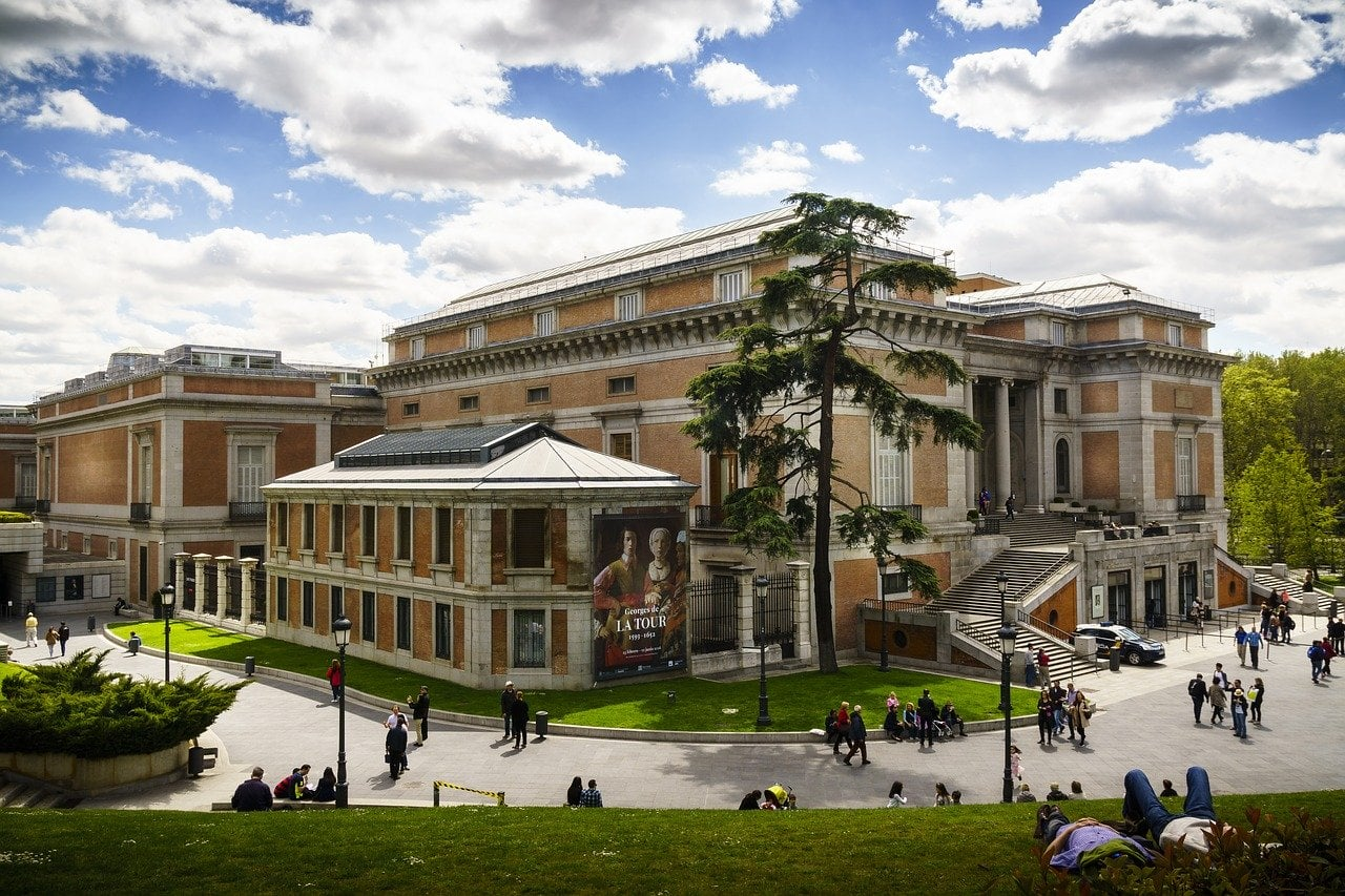 Prado Museum in Madrid Spain