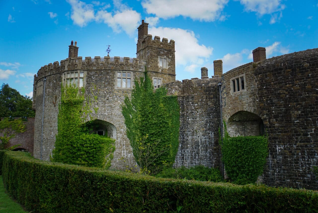 walmer castle exterior