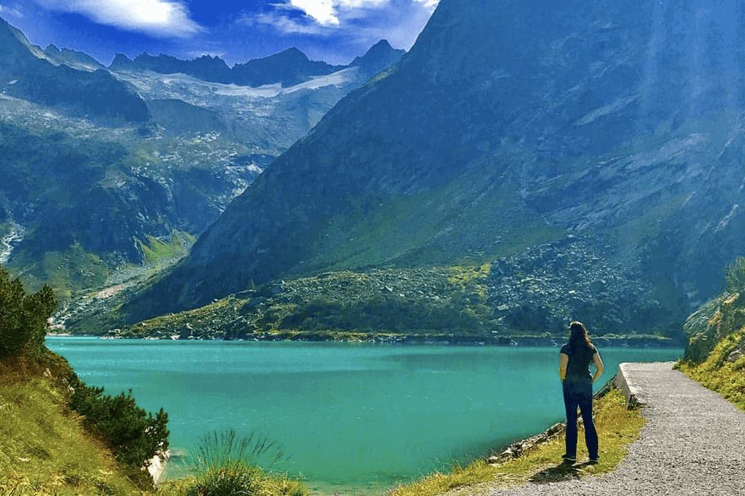 Gelmersee Lake