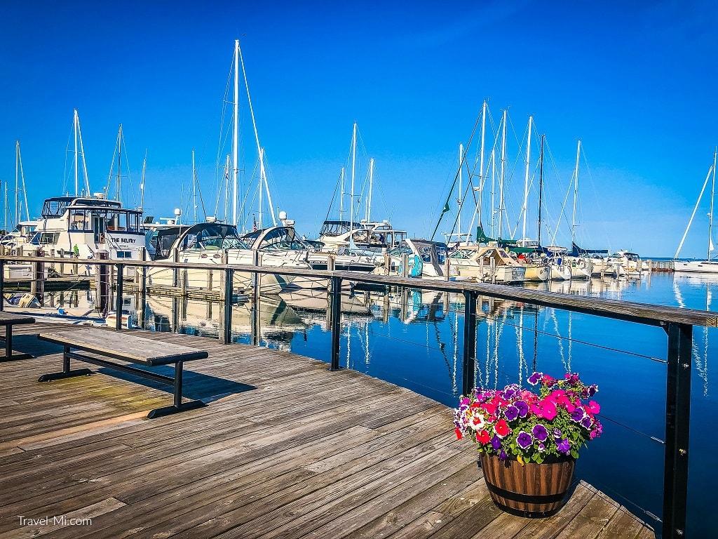northport marina in Michigan