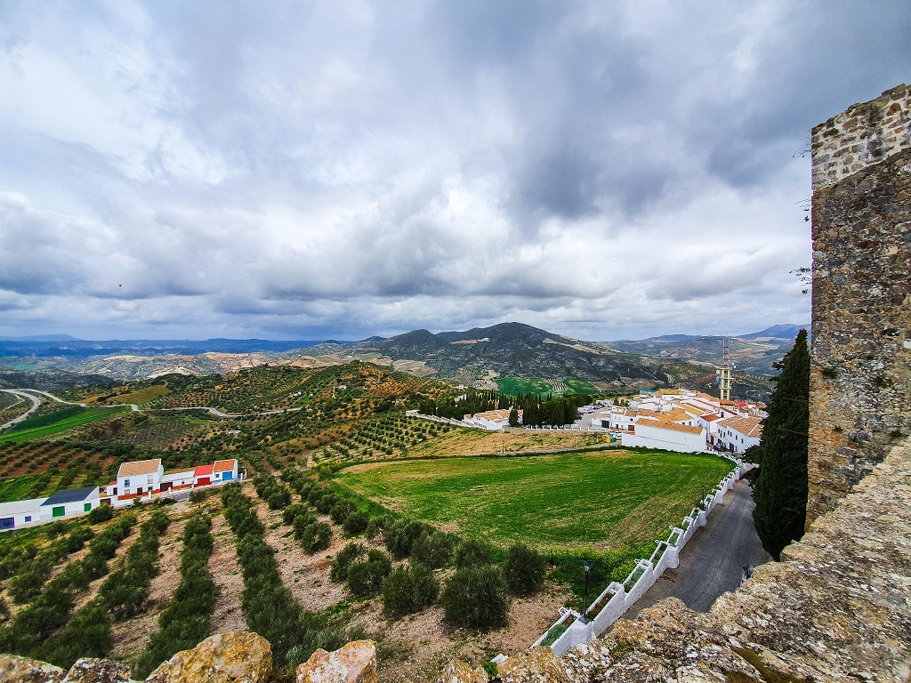 andalucia road trip scenery