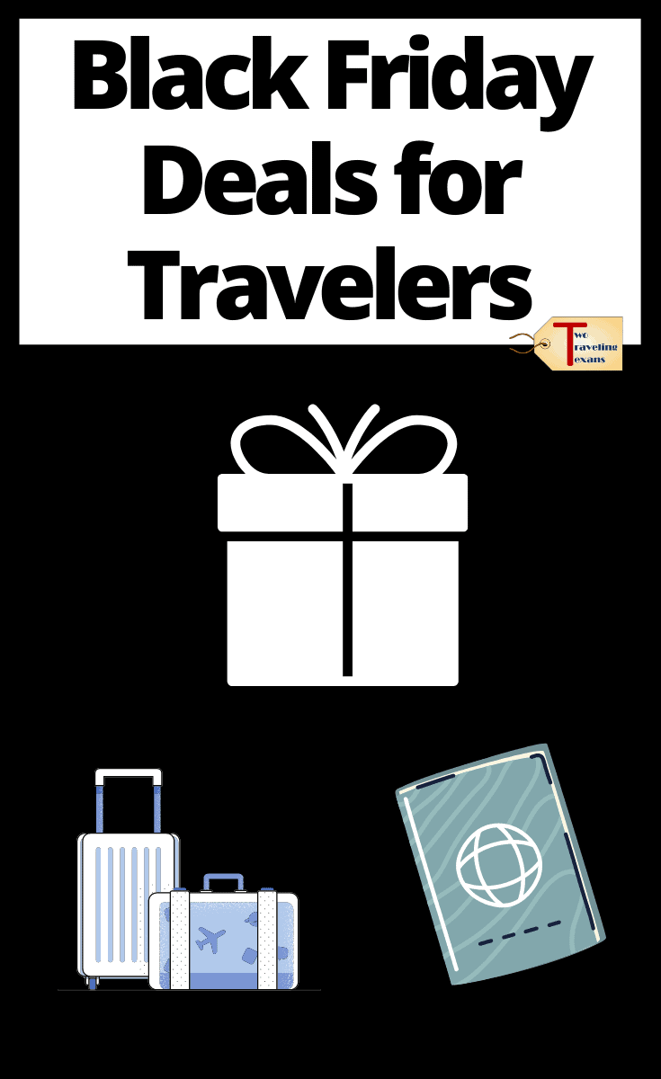 black friday deal for travelers