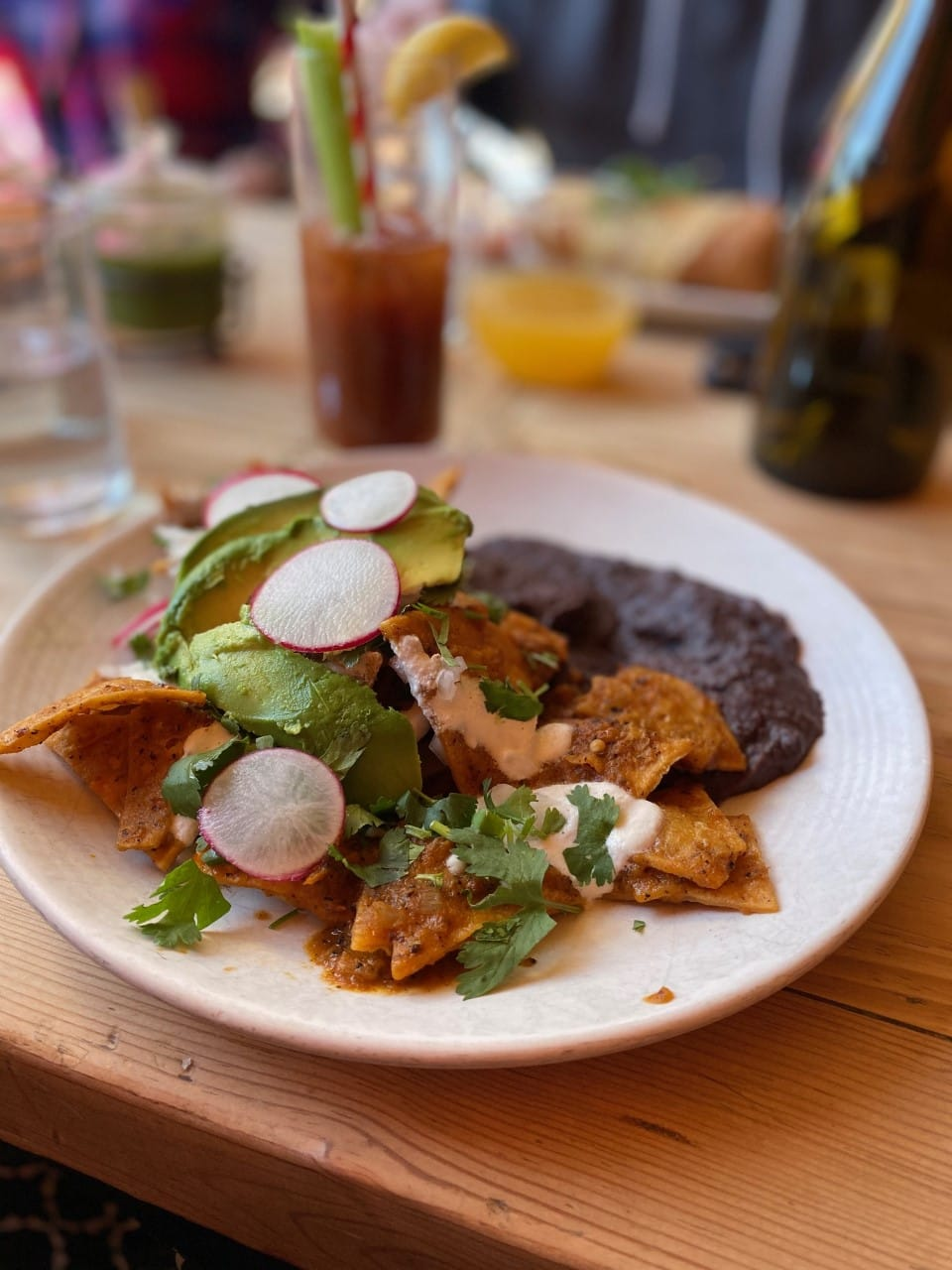 mexican brunch in the mission in san francisco