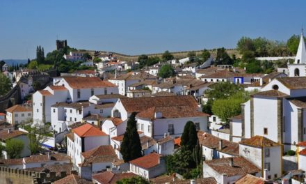 Obidos, Portugal: A Visit to the Wedding Gift Town