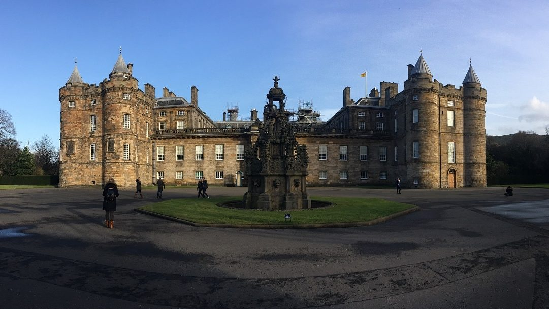Inside Holyrood Palace: The Queen's Official Residence in Edinburgh