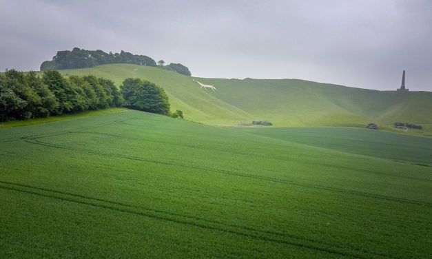 How to See The White Horses of Wiltshire England