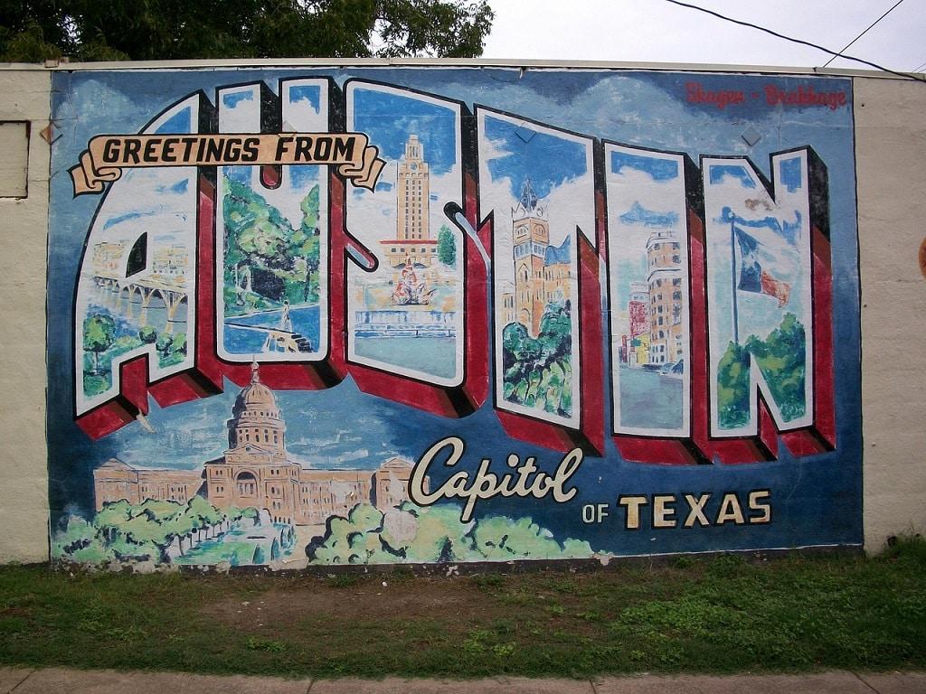 street art in Austin Texas