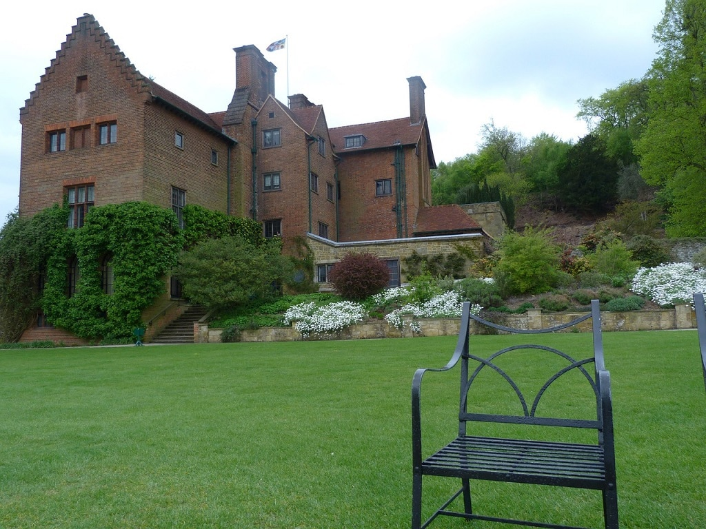 chartwell house in kent